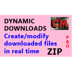 Test Download Add files to ZIP file